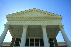 columns in a building