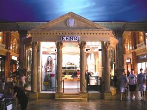 Fendi Storefront